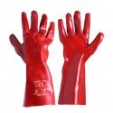 Rękawice ochronne z PVC Lahti Pro L240210W