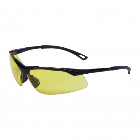 Yellow protective glasses Lahti Pro L1500400