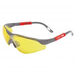 Yellow protective glasses Lahti Pro 46051