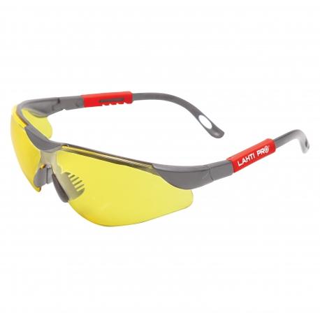 Yellow protective glasses Lahti Pro 46051