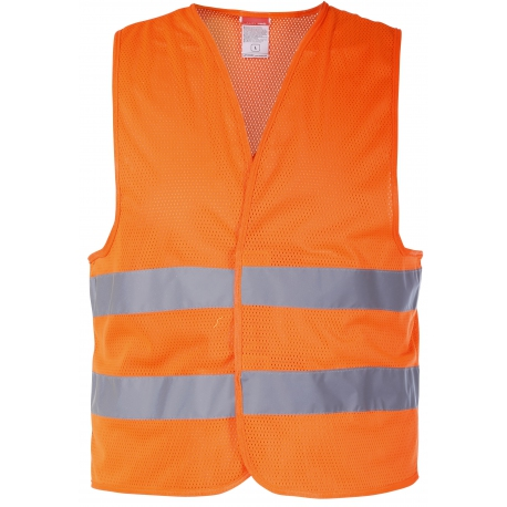 Mesh vests with reflective strips Lahti Pro L41306