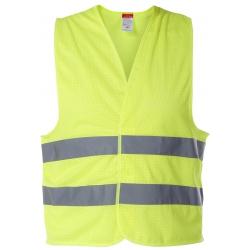 Mesh vests with reflective strips Lahti Pro L41305
