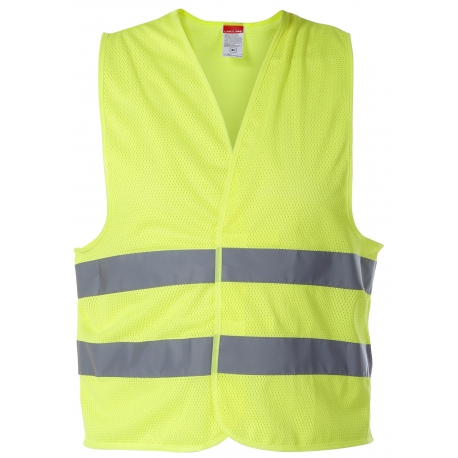 Mesh vests with reflective strips Lahti Pro L41305