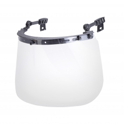 Face shield fot attaching to lahti pro industrial helmets Lahti Pro L1520400