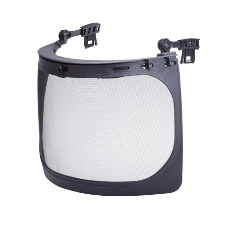 Face shield fot attaching to lahti pro industrial helmets Lahti Pro L1520500