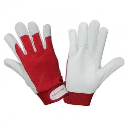 Goat skin protective gloves Lahti Pro L2702
