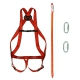 Safety harness Lahti Pro L8010200