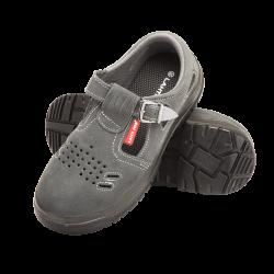 Sandały zamszowe robocze S1 SRC męskie LahtiPro L30601