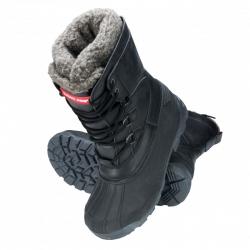 Buty zimowe męskie śniegowce wysokie z futerkiem LahtiPro