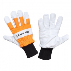 Gloves for sawing woodcutters Lahti Pro L2902