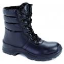Zimowe buty robocze ocieplane skórzane S2 CI Demar 9-024