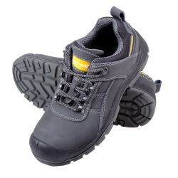 Working shoes Nubuck S3 SRC with steel toe cap Lahti Pro L30414
