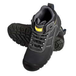 Working shoes Nubuck S3 SRC with steel toe cap Lahti Pro L30113