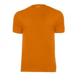Koszulka t-shirt pomarańczowa 180g bawełniana Lahti Pro L40217