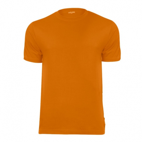 Orange t-shirt 180g cotton Lahti Pro L40217