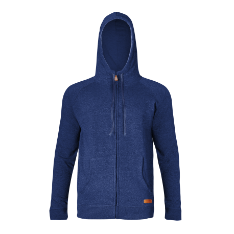 Hooded sweatshirt and zipper Lahti Pro L40112