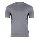 T-shirts functional light gray Lahti Pro L40215