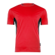 T-shirts functional red Lahti Pro L40216