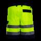 Short yellow warning Lahti Pro L40701