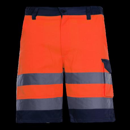 Spodenki krótkie ostrzegawcze pomarańczowe Lahti Pro L40702