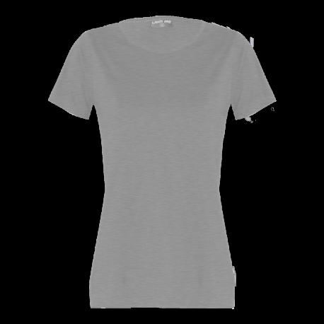 T-shirt koszulka damska szara Lahti Pro L40212