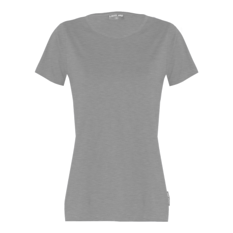 T-shirt woman grey Lahti Pro L40212