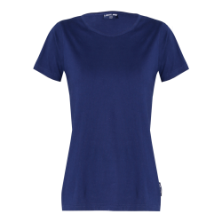 T-shirt koszulka damska granatowa Lahti Pro L40213