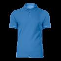 Koszulka Polo niebieska bawełniana Lahti Pro L40304