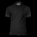Koszulka Polo czarna bawełniana Lahti Pro L40303