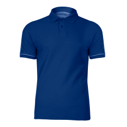 Navy blue polo shirt cotton LahtiPro L40305