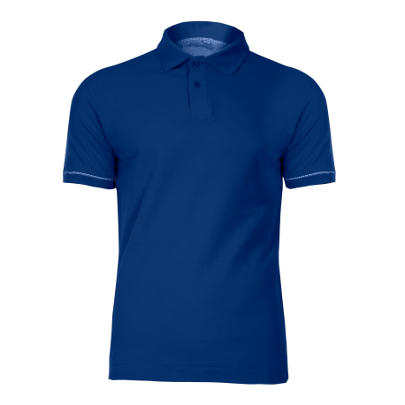 Navy blue polo shirt cotton LahtiPro L40305