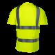 Koszulka t-shirt ostrzegawcza żółta LahtiPro L40208