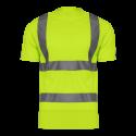Koszulka t-shirt ostrzegawcza żółta Lahti Pro L40208