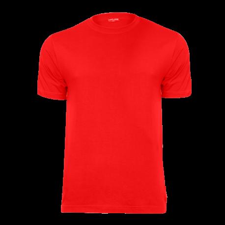 Koszulka t-shirt bawełniana czerwona LahtiPro L40201