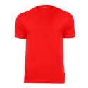 Koszulka t-shirt bawełniana czerwona Lahti Pro L40201