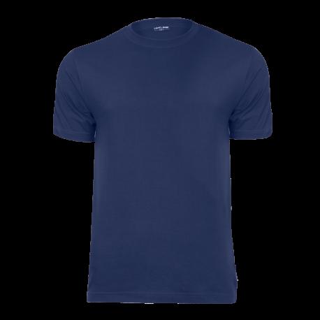 Koszulka t-shirt bawełniana granatowa LahtiPro L40203 przód