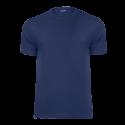 Koszulka t-shirt bawełniana granatowa Lahti Pro L40203