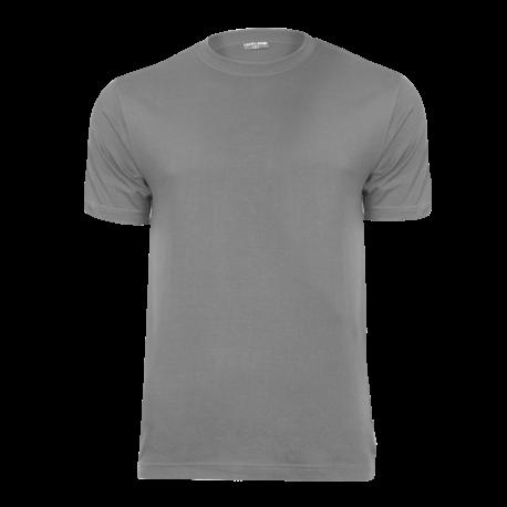 Koszulka t-shirt bawełniana szara LahtiPro L40202 przód