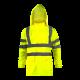 High visibility rain jackets Lahti Pro L40913