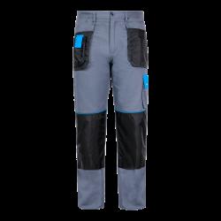 Spodnie robocze do pasa bawełniane ochronne Lahti Pro L40504