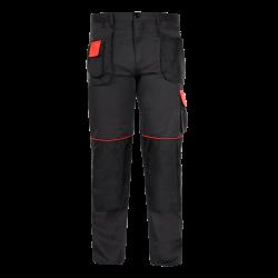 Spodnie robocze do pasa ochronne Lahti Pro L40503