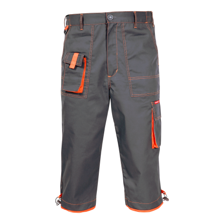 Cropped trousers protective footwear for men Allton Lahti Pro L17140