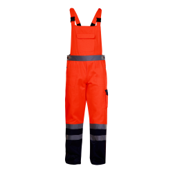 High visibility bub pants orange LahtiPro L41104