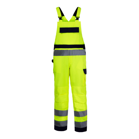 High visibility bub pants yellow premium LahtiPro L41107