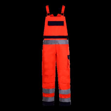 High visibility bub pants orange premium LahtiPro L41106