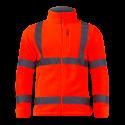 Bluza polarowa ostrzegawcza pomarańczowa Lahti Pro L40110