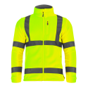 Bluza polarowa ostrzegawcza żółta Lahti Pro L40109