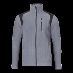 Bluza polarowa ze wzmocnieniami szara Lahti Pro L40105