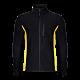Fleece jackets black Lahti Pro L40101