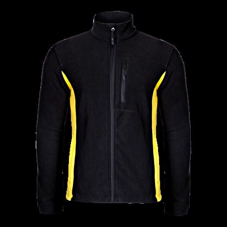 Bluza polarowa czarna Lahti Pro L40101